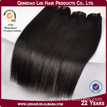 Factory Wholesale 100% Virgin Unprocessed Chinese Silky Straight Hair
