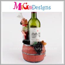 Farbe OEM Willkommen Dekorative Weinflaschenhalter