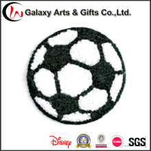 Promotional Circular Shaped Towel Embroidery Patch