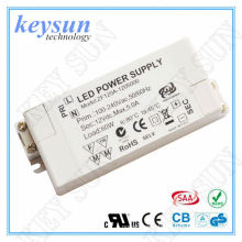 6-10W AC-DC Constant Voltage LED Driver Power Supply with CE UL cUL FCC