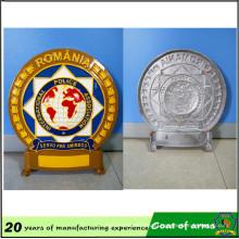 Custom Design 3D Metal Emblem