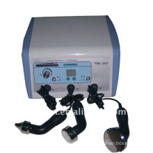 3 working heads ultrasonic beauty instrument