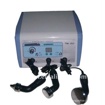 3 instruments de beauté à ultrasons