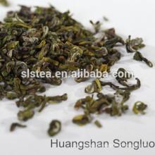 Chá especial chinês de alta qualidade com efeito medicinal para a saúde do corpo a partir do chá verde huangshan