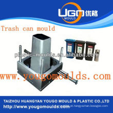 Molde de lixo do hotel e molde de lixo de plástico em 2013 em taizhou, Zhejiang