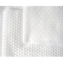 Embossed Spunlace Non-Woven Fabrics