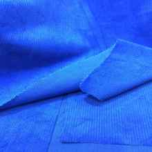 Livrer Fast Spandex Stretch Cotton Corduroy Fabric of 23 Wales