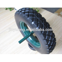 14 x 350-8 пу или резиновые колесо Барроу / тачку запасные части