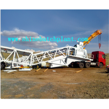 90 New Mobile Concrete Batching Plant