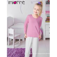 Niño Miorre OEM Niño Plain color cómodo pijama Set