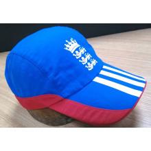Nuevo casquillo de golf del deporte del panel de la insignia 5 de Fashioncrown (ACEK0026)