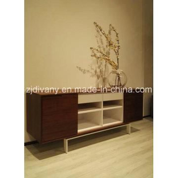 Salon en bois Meuble TV armoire (SM-D42C)