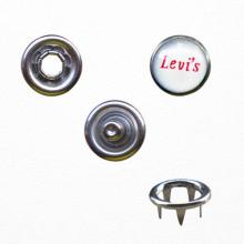 Νέο υλικό υψηλής ποιότητας Pearl Snap βίδας-4 τεμ