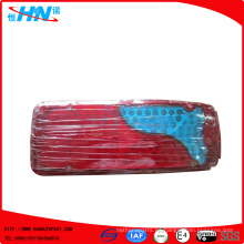 Lámpara Roja-Azul de la cola del carro del LED 24V