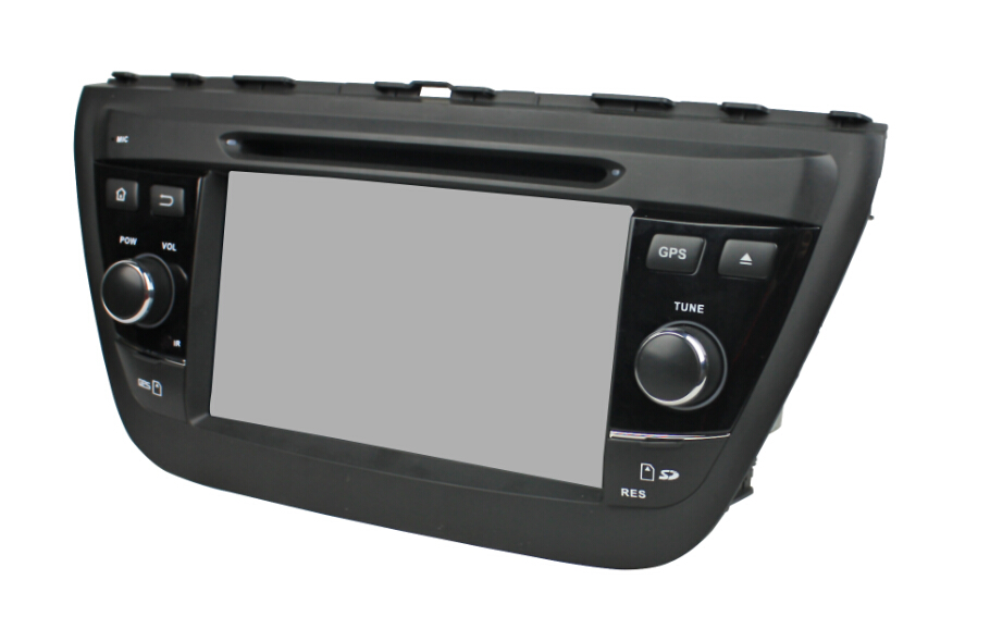 Suzuki SX4 2014 Car dvd player