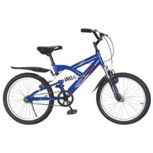 18 pulgadas nueva moda niños bicicleta de 7 a 13 años de edad
