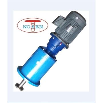7.5KW stainless steel water treatment liquid agitator