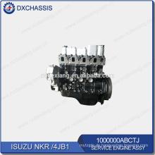 Original NKR 4JB1 Servicemotor Assy 1000000ABCTJ