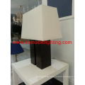Modern White Lamp Shade Hotel Bedside Table Light (JT13051/00/001)