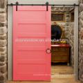 Kiefer Lärche Kirschbaum der hohen Qualität hölzerne Feenschiebestall Tür des Modedesigns rosa