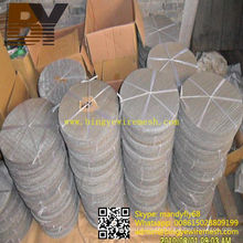 Stainless Steel Wire Cloth Filter Disc