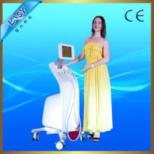 Hifu de cavitación que adelgaza la máquina, eliminación de grasa de 13mm de hifu, máquina de adelgazamiento de cuerpo de hifu