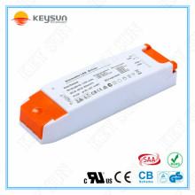 Transformateur de lumière à bande led 18w conducteur à courant constant 300ma dimmable 0-10v