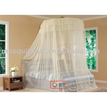 Lit de lit de luxe en palais