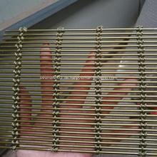 Unterschiedliche Art Edelstahl-dekorativer Metalldrahtgeflecht