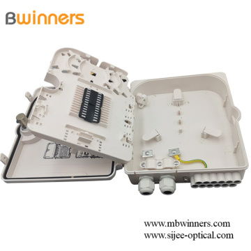 12/24 Core Ftth Fiber Optic Plc Splitter Verteilerkasten