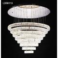 crystal hanging lighting chandelier hanging bead lamp