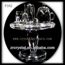 Wundervoller Kristallbehälter P162
