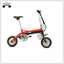 12 بوصة 36V10AH 250W MINI FOLDING ELECTRIC BIKE