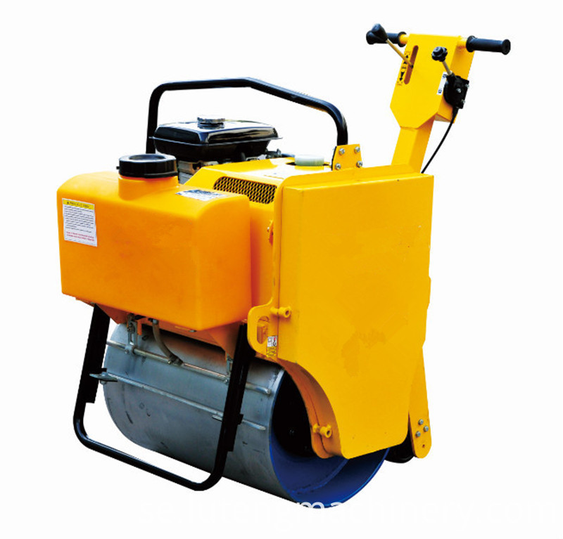 Road Roller Single Drum Compactor