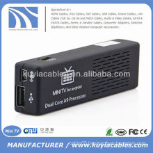 Dual-core MK808 Mini TV Box For Android 4.1