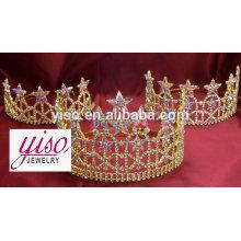 Свадебная принцесса свадебная свадебная тиара короны