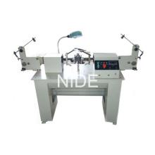 Máquina de hacer alambre de bobina de armadura doble