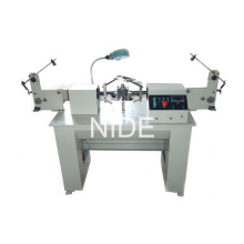 Manual Double Flyer Armature Coil Wire Making Machine