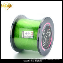 Zero Water Absorption Green Nylon Fishing Line Wholesale