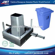 moule d'injection plastique poussière bin