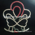 hair accessories wholesale crystal flower headband for kids