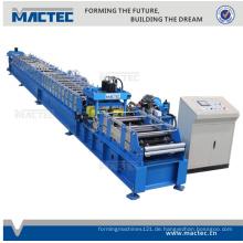 Europäische Norm hohe Qualität CZ Pfette Formmaschine