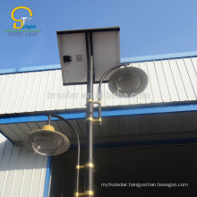 Applied in More than 50 Countries 5 years Warranty Waterproof Eco-friendly flagpole solar light