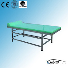 Stainless Steel Hospital Medical Examination Bed (I-1)