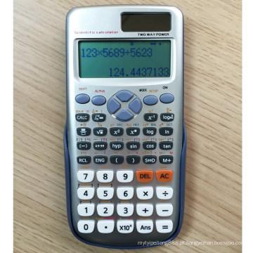10 + 2 dígitos Calculadora Secientifc com 417 funções (759C)