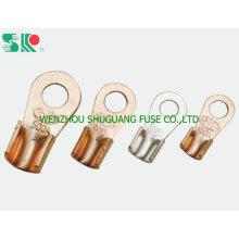 Acessórios de cabo de nariz de conexão de cobre da série Ot