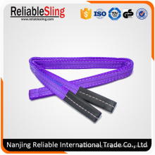 Eye Webbing Sling with Safety Factor Europen Standard with En1492-1