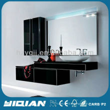 Hot Sell High Lust Fashion Design moderne mur salle de bain vanité unité