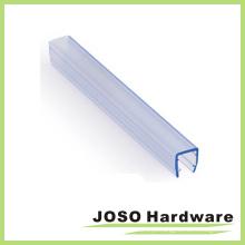 Tira de selo de botão de chuveiro extrudido de PVC translúcido (SG227)