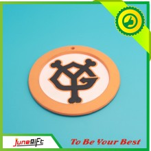 2014 Fashion Custom Soft PVC Cup Coaster for Gift
